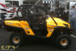 Can-Am Commander in the Got Sand? booth