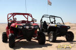 Polaris RZR and Polaris RZR S