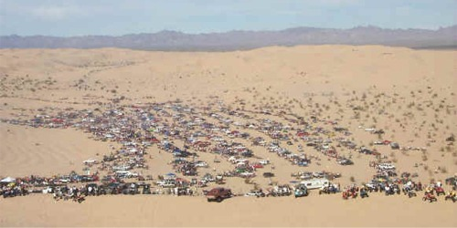 Glamis Oldsmobile Hill