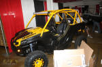Sand Sports Super Show - Can-Am Commander Radius Roll Cage