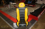 Sand Sports Super Show - Beard Seats Fuel Suspension Seat