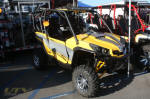 Sand Sports Super Show - Long Travel Can-Am Commander 1000