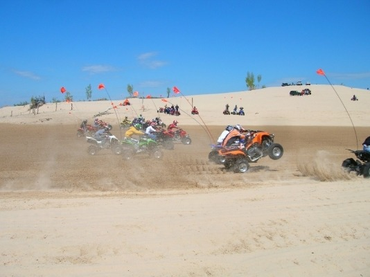 Silver Lake Sand Dune Guide