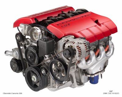 LS7 (Z06) Crate Engine