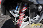 RZR Long Travel kit with Rear bypass shocks