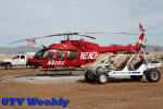 Reach Air Medical Serivces - Glamis Helipad
