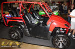 4 Seat Teryx Roll Cage