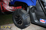 Rhino Paddle Tires on DWT Racing Wheel